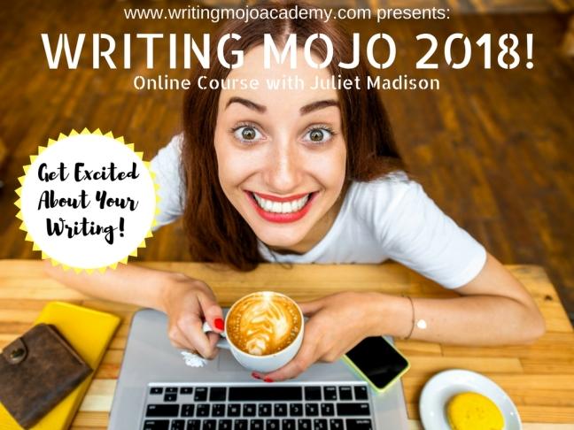 WRITING MOJO 2018!